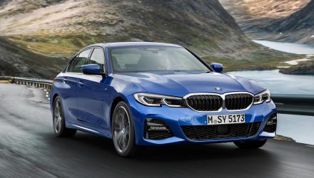 G20 2019 BMW 3 Series officially revealed