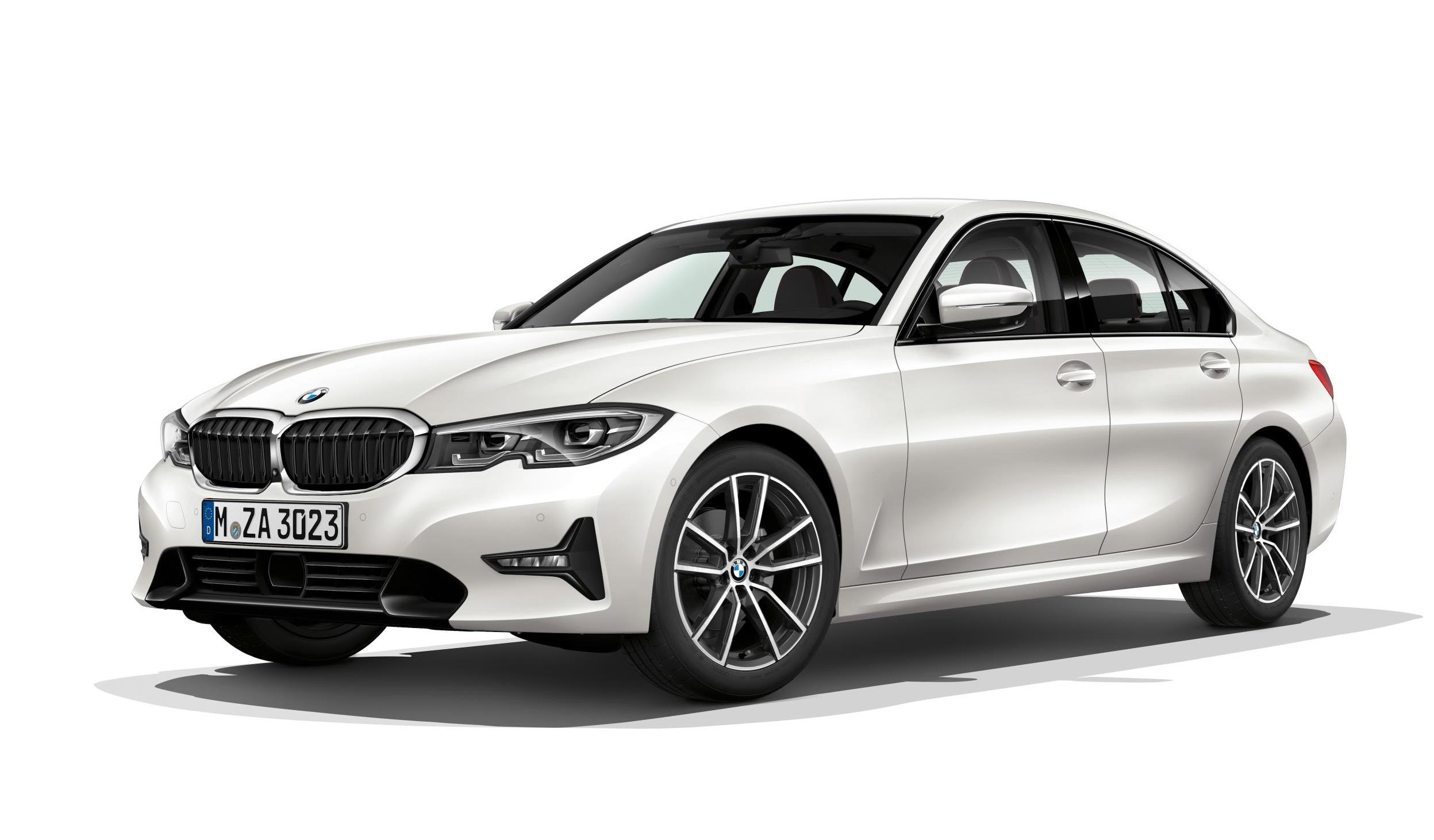 g20 2019 bmw 3 series officially revealed performancedrive. Black Bedroom Furniture Sets. Home Design Ideas