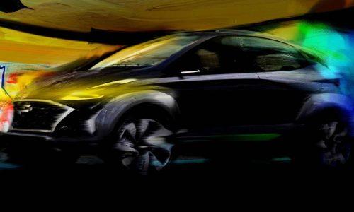 Hyundai Saga concept previews compact electric SUV