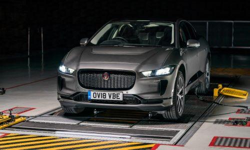 Jaguar I-PACE 'AVAS' tech provides sound for silent car (video)