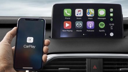 370,000 Mazda owners offered Apple CarPlay / Android Auto
