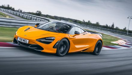 McLaren 720S Track Pack announced, cuts 24kg