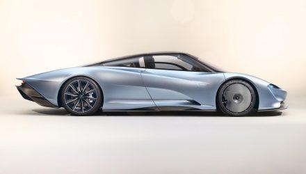 McLaren Speedtail revealed, fastest McLaren ever