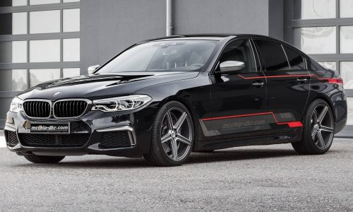 Mcchip-dkr tunes the quad-turbo BMW M550d beast