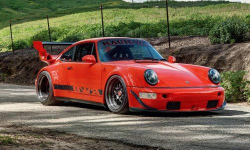 For Sale: Mint RWB Porsche 911 964 featuring 400hp turbo