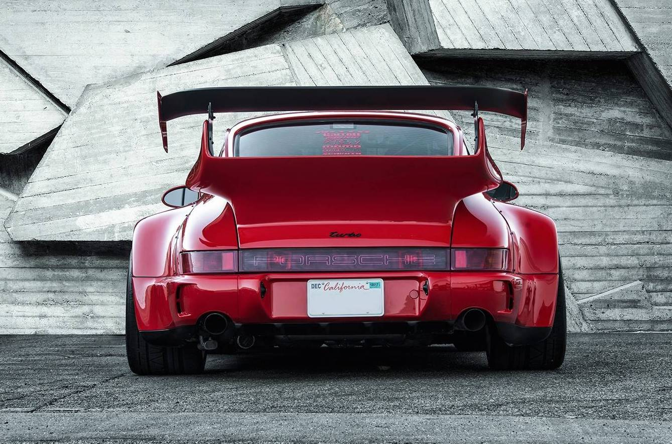 1991 Porsche 911 >> For Sale: Mint RWB Porsche 911 964 featuring 400hp turbo | PerformanceDrive