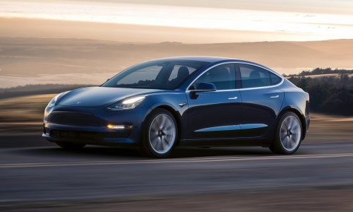 Tesla posts first quarterly profit in 2 years
