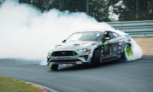Ford Mustang RTR drifts entire Nurburgring, extended cut video released