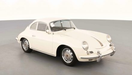 For Sale: Immaculate 1964 Porsche 356SC, RHD and in Australia