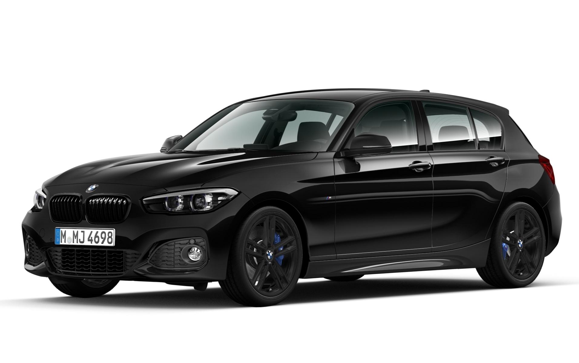 BMW 118i & 125i Shadow Edition now on sale in Australia
