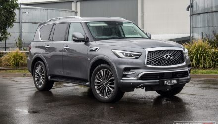 2018 Infiniti QX80 review (video)
