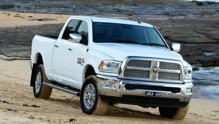 "RAM 2500, 3500 recalled, steering could ""turn in the wrong direction"""