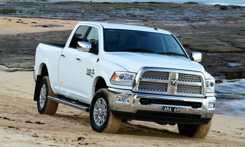 """RAM 2500, 3500 recalled, steering could """"turn in the wrong direction"""""""