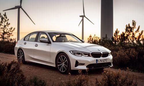 2019 BMW 330e revealed; quicker, longer range