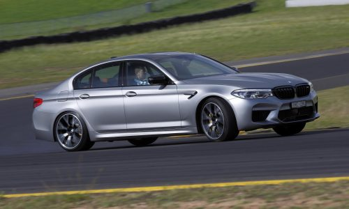 BMW M2 Competition & M5 Competition arrive in Australia