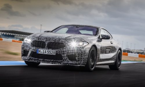 BMW M8 development almost complete, over 440kW confirmed