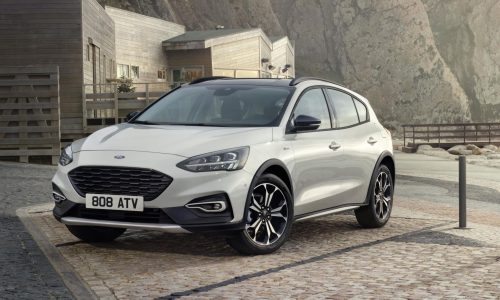 Ford Australia confirms SUV-like Focus Active for 2019