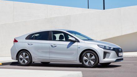 Hyundai IONIQ on sale in Australia from $33,990
