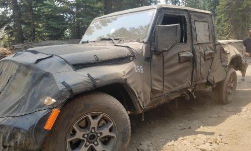Jeep Wrangler Scrambler pickup debut confirmed for LA show