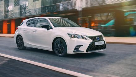 2019 Lexus CT 200h update announced for UK