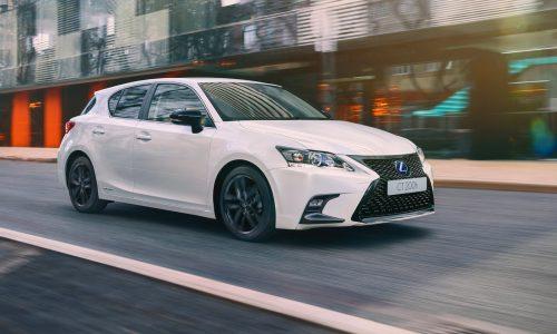 2019 Lexus CT 200h update announced for UK