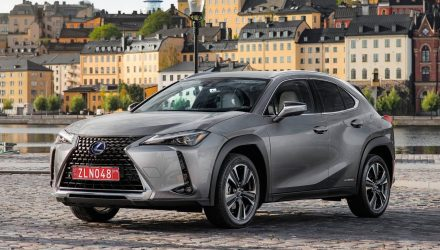 2019 Lexus UX on sale in Australia from $44,450