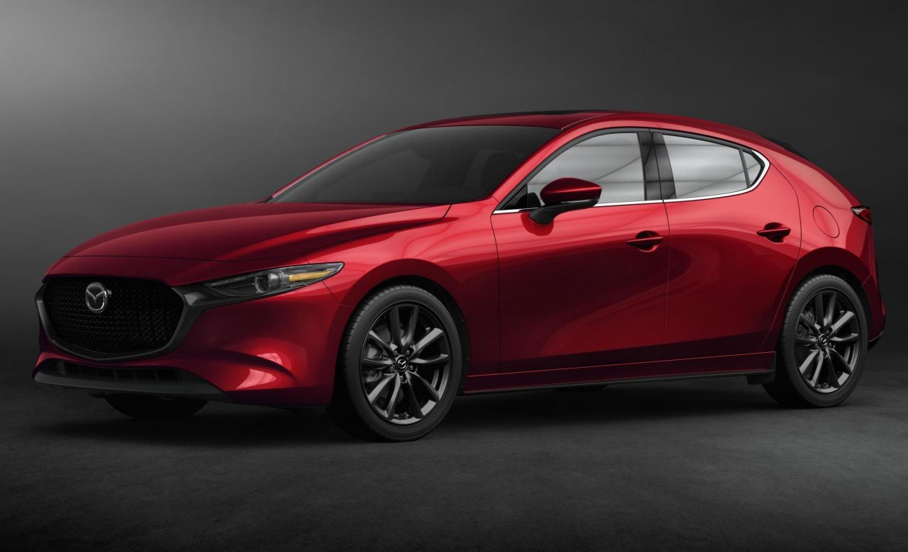 2019 Mazda3 Officially Revealed Debuts Skyactiv X