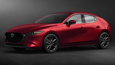 2019 Mazda3 officially revealed, debuts SkyActiv-X