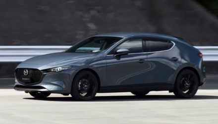 2019 Mazda3 revealed via leaked images