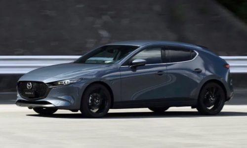 2019 Mazda3 revealed via leaked images