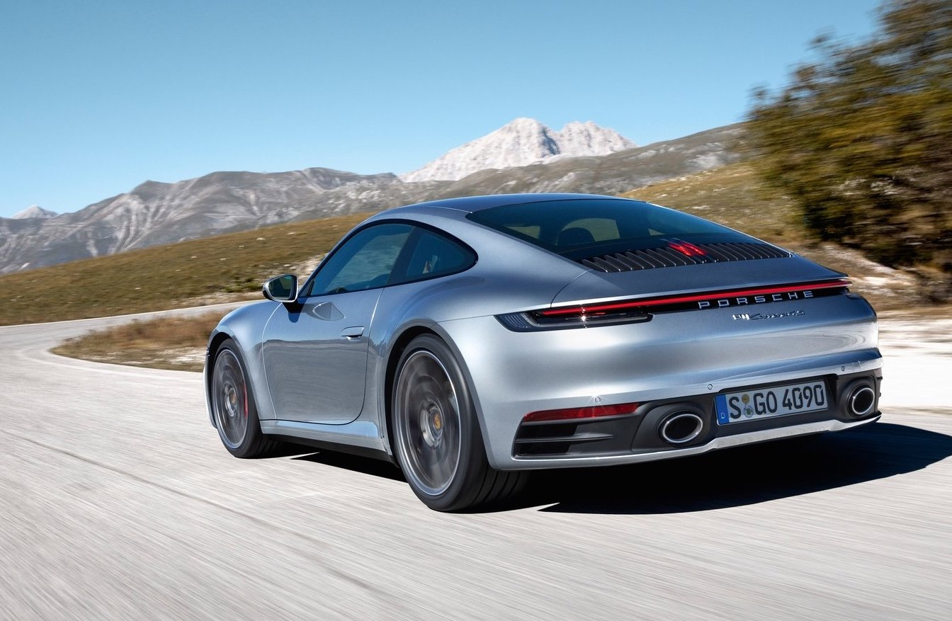 2019 Porsche 911 Officially Revealed In Carrera S Form