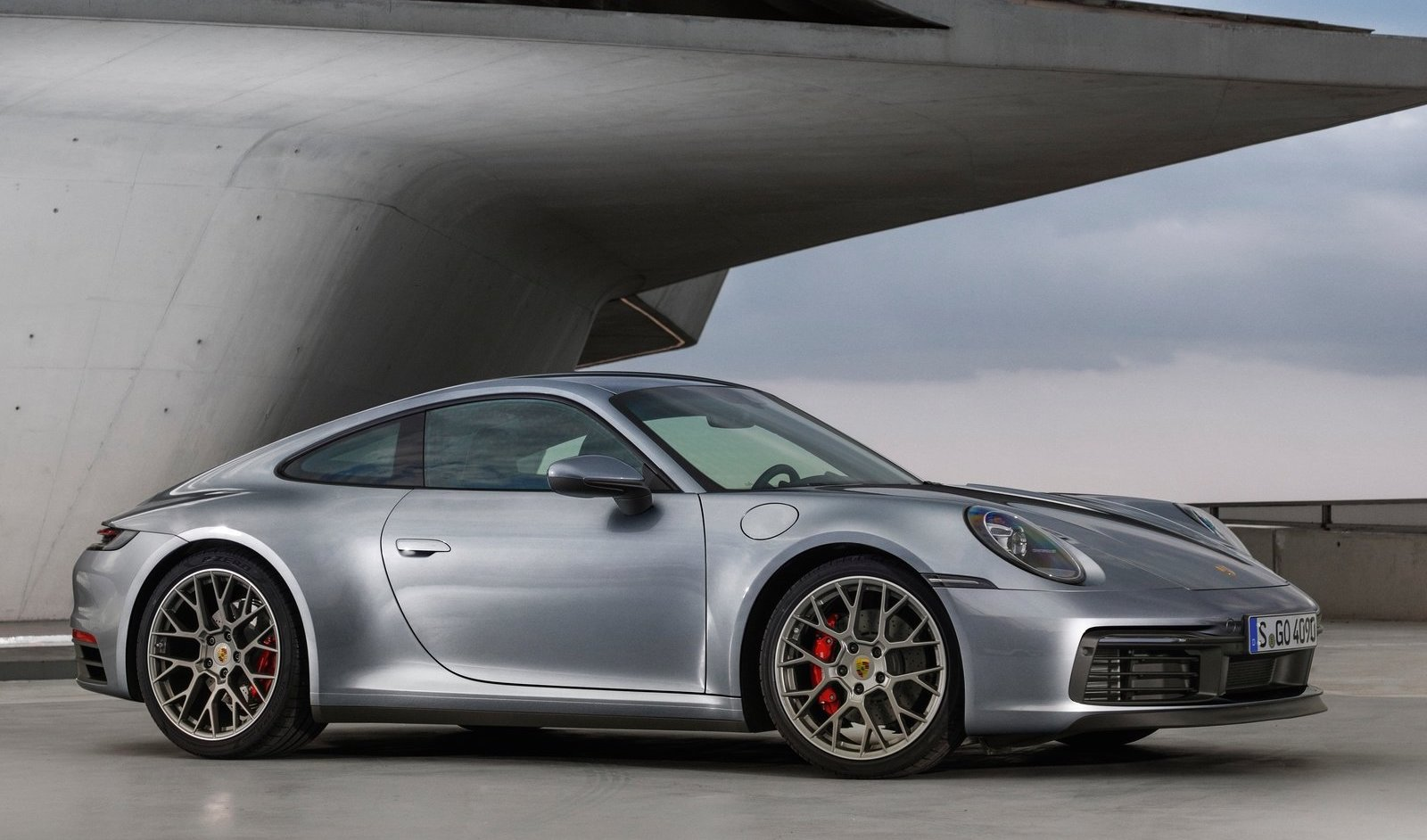2019 Porsche 911 Officially Revealed In Carrera S Form Performancedrive