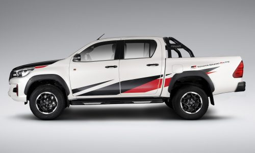 Toyota HiLux GR Sport announced for Latin America