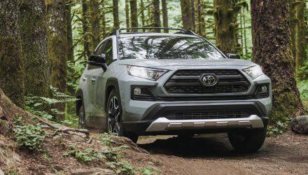 2019 Toyota RAV4 initial Australian specs confirmed