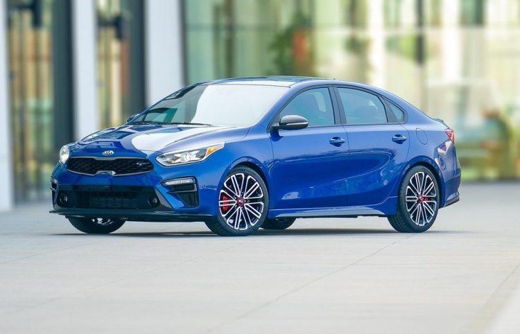 2020 kia forte gt unveiled at sema, gets turbo power