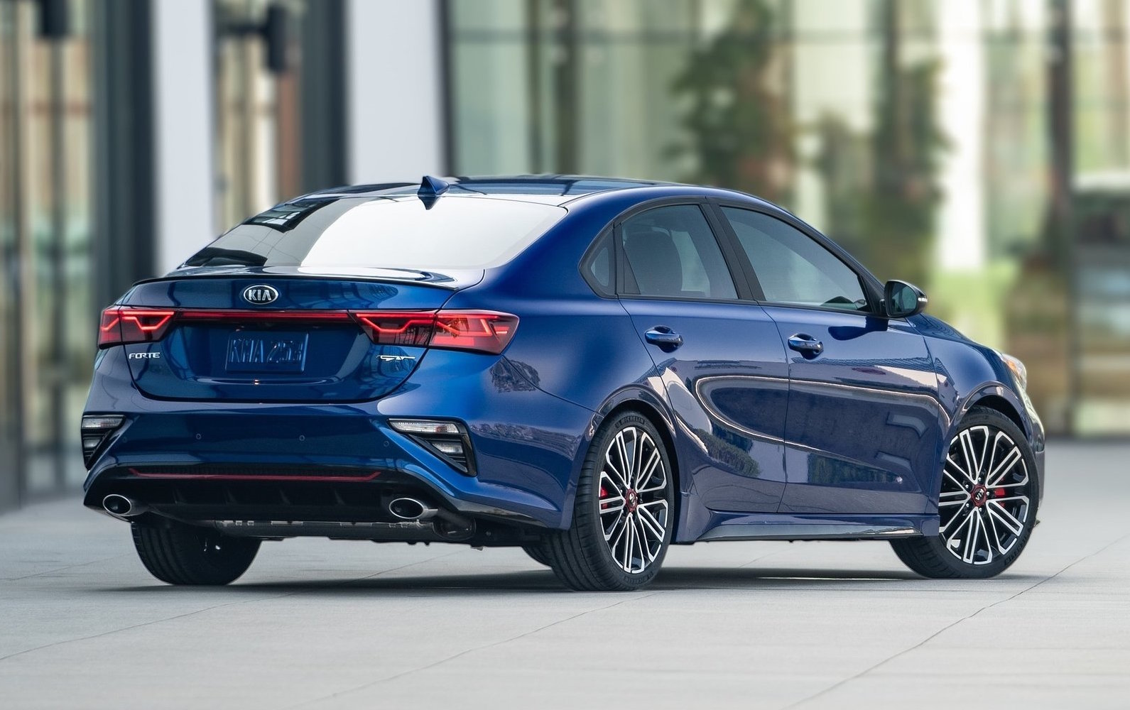 2020 Kia Forte GT unveiled at SEMA, gets turbo power ...