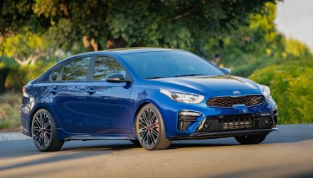 2020 Kia Forte GT unveiled at SEMA, gets turbo power