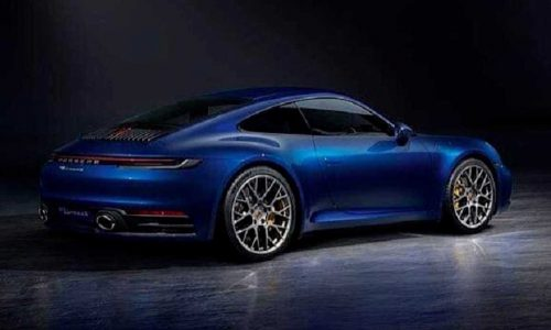 2019 Porsche 911 '992' revealed via leaked images
