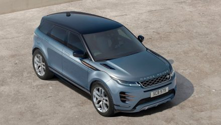 2020 Range Rover Evoque unveiled, on sale from $64,640