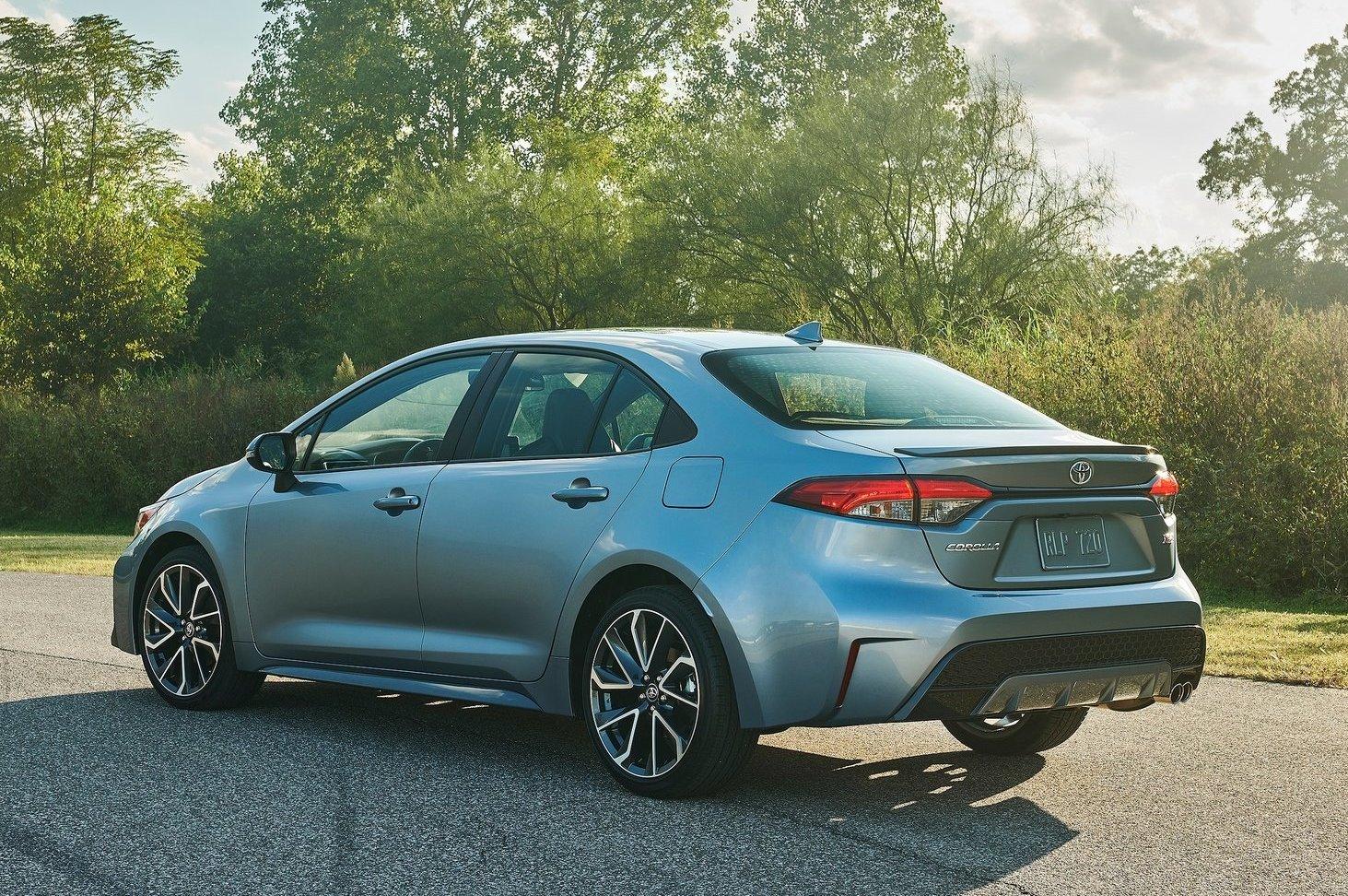 2020 Toyota Corolla Sedan Revealed Performancedrive