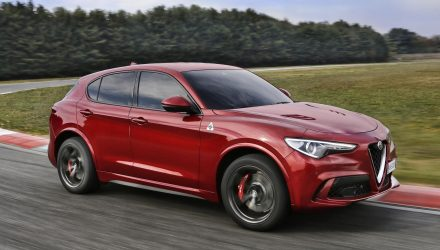 Alfa Romeo Stelvio Quadrifoglio finally on sale in Australia