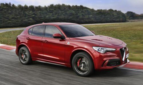 Alfa Romeo Stelvio Quadrifoglio finally on sale in Australia