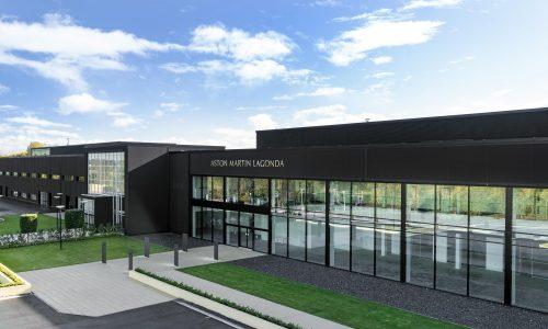 Aston Martin SUV debuts Q4 2019, built at new St Athan site