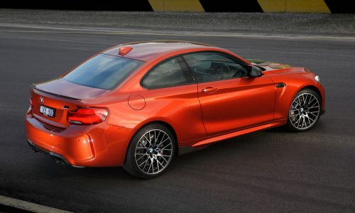 BMW M2 Competition M Performance Parts Pack announced