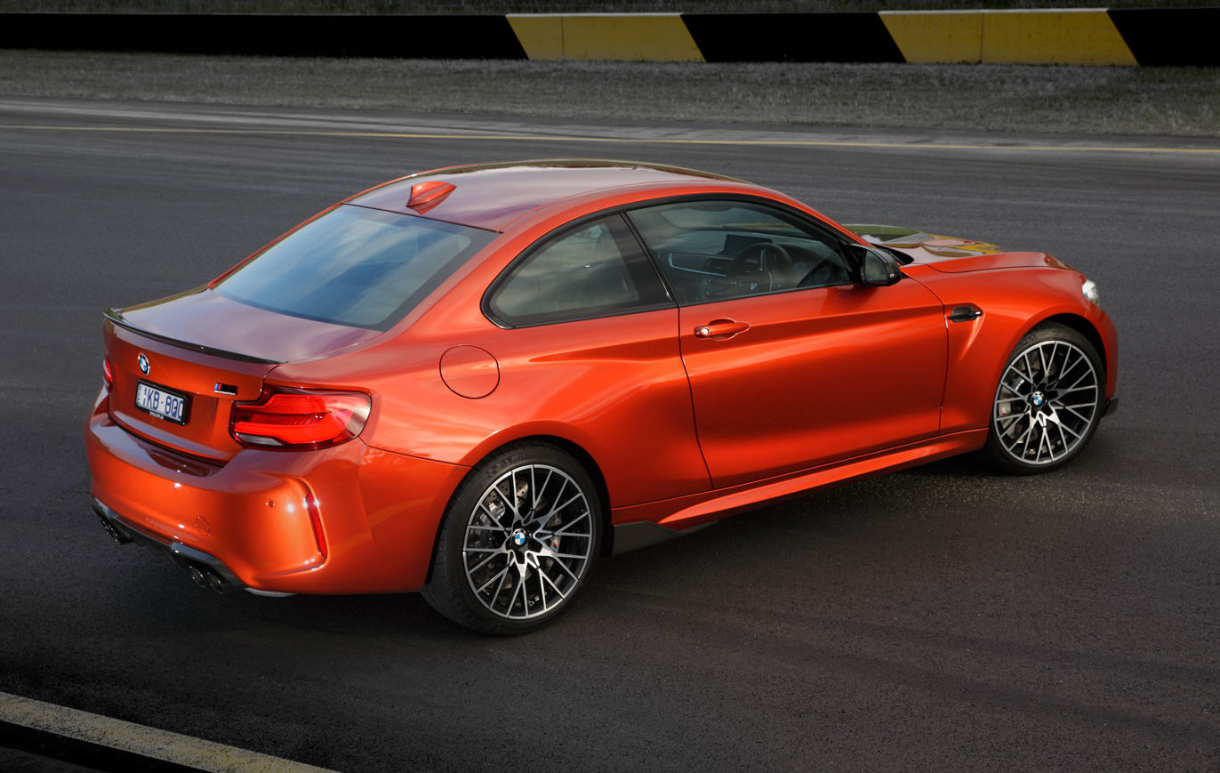 94343b1102b2 BMW M2 Competition M Performance Parts Pack announced