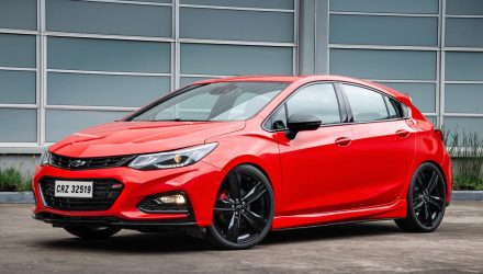 Chevrolet Cruze Sport6 SS concept shows hot hatch promise