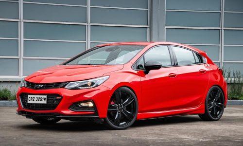 Chevrolet Cruze Sport6 SS concept shows hot hatch promise