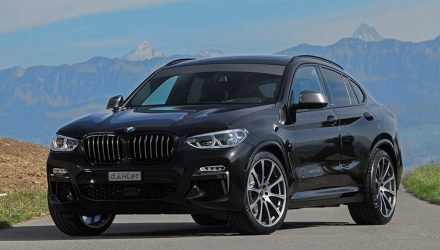Dahler develops upgrades for BMW X4 M40i & M40d
