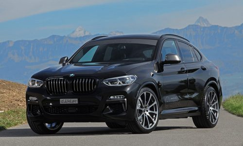 Dahler develops upgrades for BMW X4 M40i & M40d