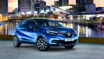 Renault Captur S-Edition announced for Australia, more power
